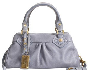 Marc by Marc Jacobs Satchel in Chambray Blue