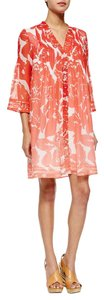 Diane von Furstenberg short dress Rose Ombre Coral Dvf Dvf Layla Dvf 2 Dvf on Tradesy