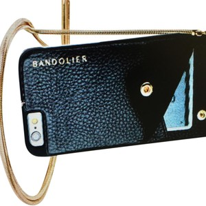 Bandolier Belinda Gold Chain 7+/6+ Crossbody Case