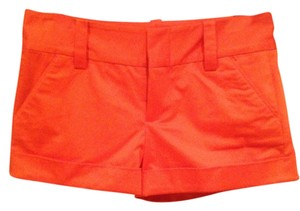 Alice + Olivia Shorts Orange
