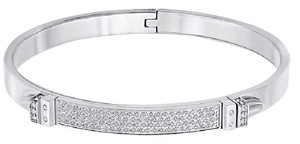 Swarovski Distinct Narrow Bangle