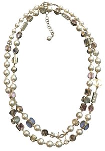 Chanel Chanel Tutti Frutti Long Necklace Crystals Pearls Gold 2016