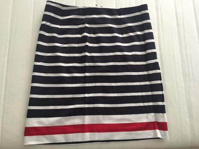 Banana Republic Skirt Blue red white multi Image 1