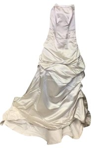 2be Strapless Ball Gown Gown Dress