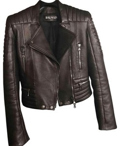 Balmain Motorcycle Jacket