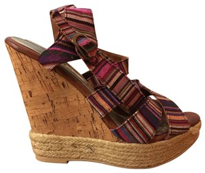Bakers Multicolored Wedges