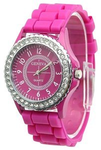 Geneva PINK Geneva watch