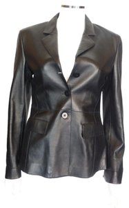 Armani Collezioni Leather Armani Leather Jacket