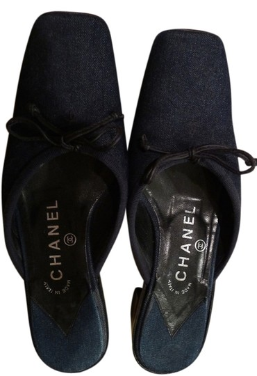 Preload https://item4.tradesy.com/images/chanel-blue-sandals-2085618-0-0.jpg?width=440&height=440