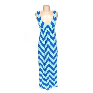 Blue Maxi Dress by J.Crew