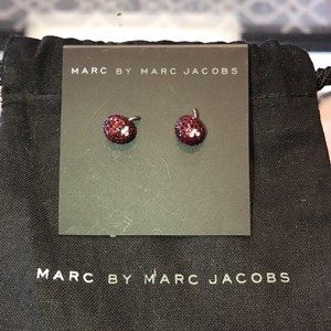 Marc by Marc Jacobs Marc jacobs cherry cz multi earring