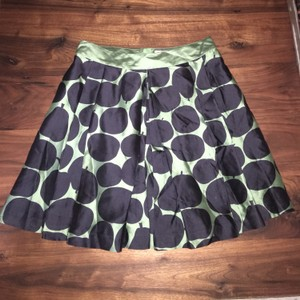 Juicy Couture Skirt navy blue green