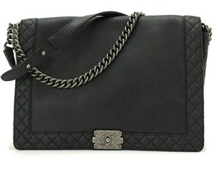 Chanel Boy Boy Reverso Shoulder Bag