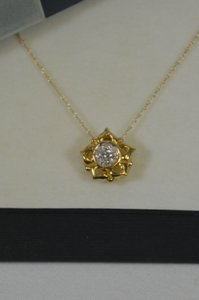 .10ct. Genuine Diamonds 14k Yellow Gold 16