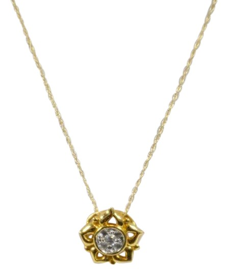 Yellow Gold 14k Rope Chain Necklace