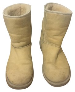 1098295bbd Yellow UGG Australia Boots   Booties - Up to 90% off at Tradesy