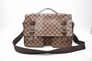 Louis Vuitton Vuitton Broadway Vuitton Vuitton Broadway Messenger Messenger Bag