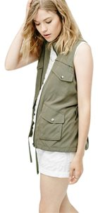 Lou & Grey Millitary Casual Vest