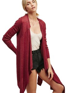 Free People Flowy Bohemian Cardigan