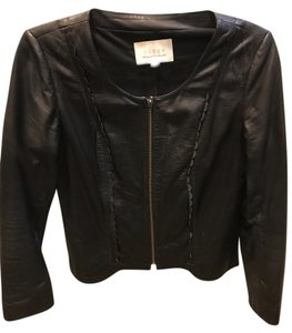 Hinge Leather Jacket