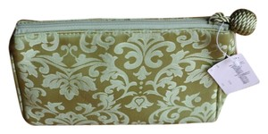 Neiman Marcus Green Clutch
