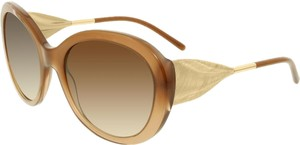 Burberry NEW Burberry BE4191 Designer Round Sunglasses, Made In Italy