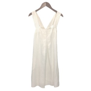 Laundry by Shelli Segal short dress WHITE Linen Cotton Summer Spring on Tradesy