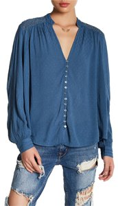 Free People Festival Boho Embroidered Tunic