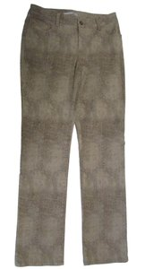 Chico's Animal Print Jeans Casual Pants