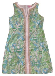 Lilly Pulitzer short dress Lilly Lilly Pulitzer Embroidery on Tradesy