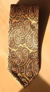 Robert Talbott Limited Production Mens Silk Seven Fold Tie
