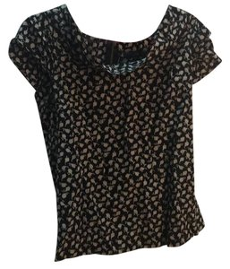 Sanctuary Clothing Top patterned