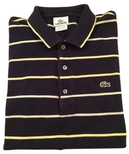 Lacoste Men's Polo Shirt Men Top Dark blue