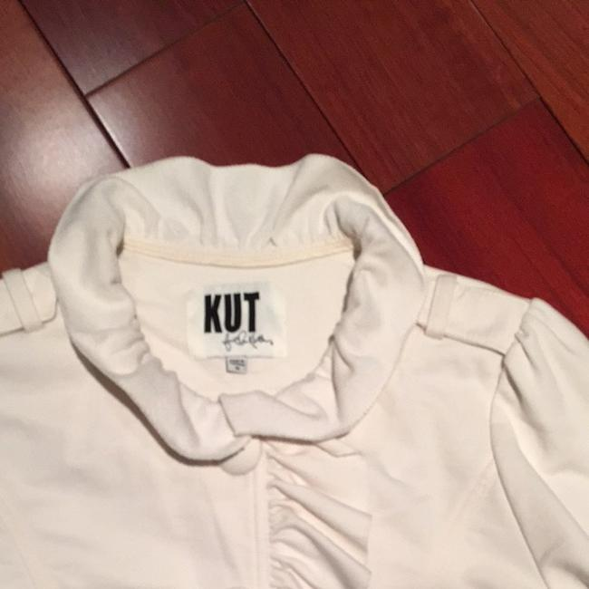 KUT from the Kloth Off White Jacket