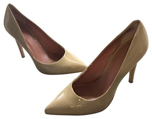 Vince Camuto Heels Under $50 Patent Nude Pumps