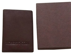 Roberto Coin Roberto Coin Leather Passport Wallet, New With Box