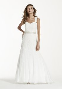 David's Bridal Vw9768 Wedding Dress