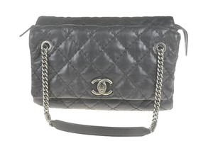 Chanel Classic Quilted Calfskin Shoulder Bag