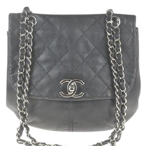 Chanel Lambskin Classic Shoulder Bag