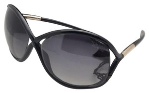 Tom Ford Polarized TOM FORD Sunglasses WHITNEY TF 9 01D 64-14 110 Black w/Grey