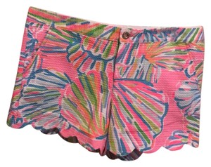 Lilly Pulitzer Mini/Short Shorts Shellabrate