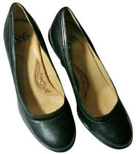 Söfft Classic Padded Comfortable Black Pumps