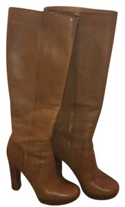 Michael Kors luggage brown Boots