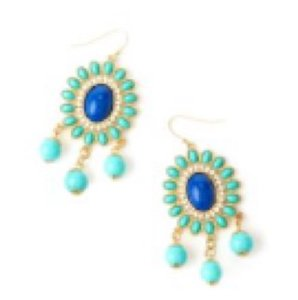 Lilly Pulitzer Dew Drop Earrings (Style #: 82132)