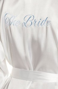 Bride Robe - Shipping Included