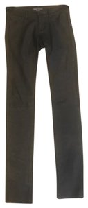 VINCE Leather Pants Skinny Jeans
