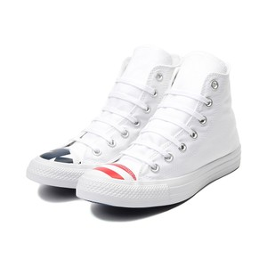 Converse American Flag Sneakers Cute White Athletic