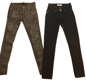 Romeo & Juliet Couture Skinny Pants