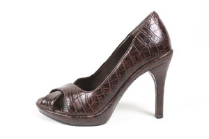Charlotte Russe Brown Pumps