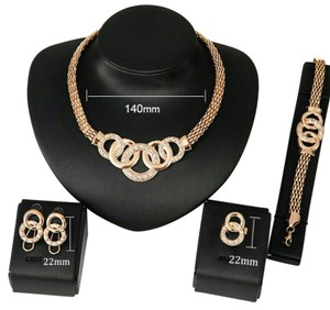 Other Gold Tone Jewelry Set